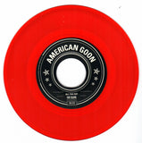HURTS TO LAUGH / AMERICAN GOON (RED VINYL)