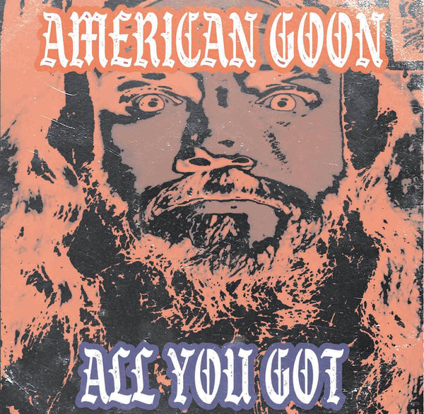 AMERICAN GOON/HURTS TO LAUGH (YELLOW VINYL)