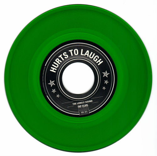 THE DEAD DEADS / HURTS TO LAUGH (GREEN VINYL)