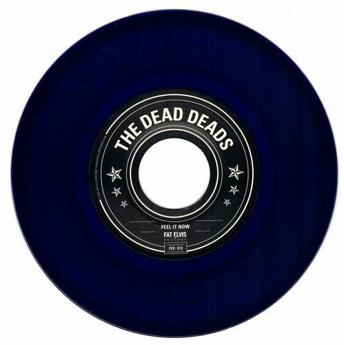 THE DEAD DEADS / HURTS TO LAUGH (PURPLE VINYL)
