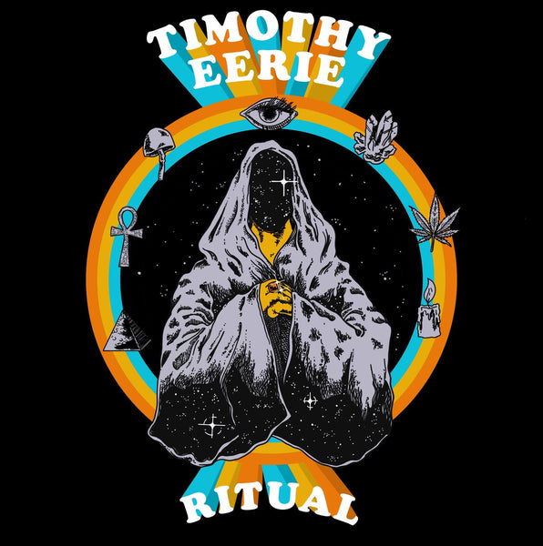 TIMOTHY EERIE - RITUAL -SMOKEY BLUE VINYL (EXCLUSIVE)
