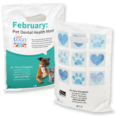 Veterinary Supply Bags