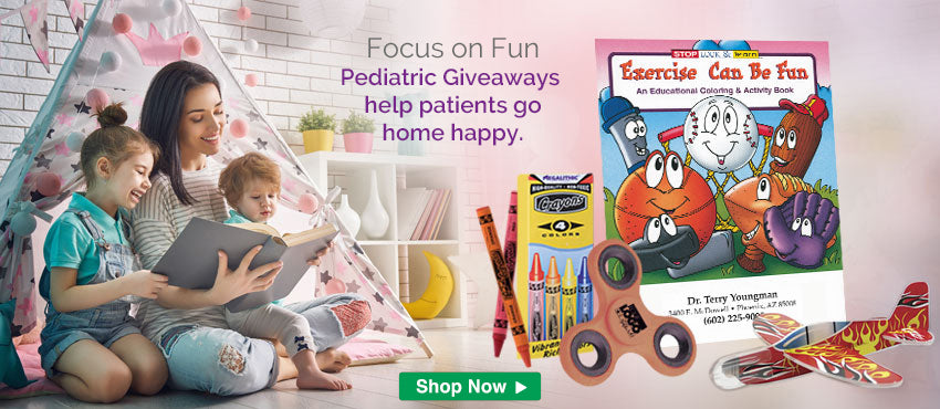 Podiatry Kid's Giveaways