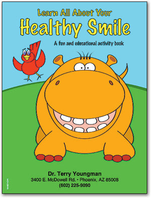 Your Healthy Smile Activity Book