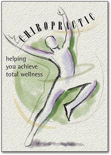 Total Wellness/Chiropractic Postcard