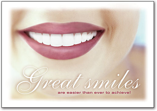 Great Smiles Postcard