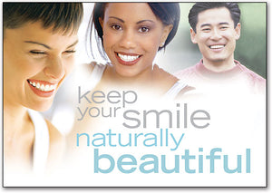 Keep Your Smile Beautiful Postcard