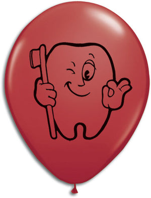 OK Tooth Balloons