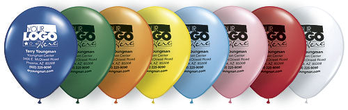 "9"" Round Biodegradable Balloon"