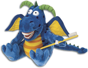 Magi Dragon Dental Hygiene Demo Puppet