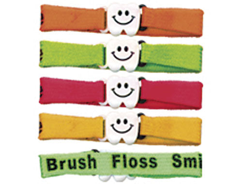 Children's Brush Floss Bracelets