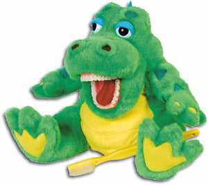 Alexander Alligator Demo Puppet