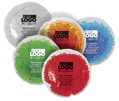 Round Hot/Cold Bead Therapy Pack