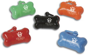 Bone Shaped Pet Waste Dispenser
