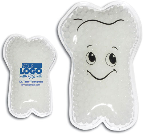 Tooth-shaped Hot/Cold Gel Pack