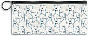 Happy Smile Zipper Pouch