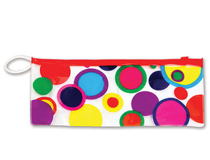 Polka Dot Zipper Pouch