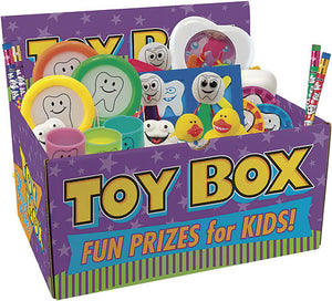 Deluxe Dental Toys with Toy Chest