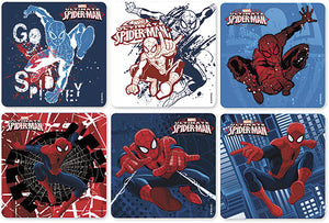 Spider Man Stickers