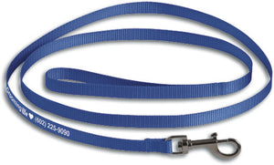 5' Personalised Bolt Snap Leashes