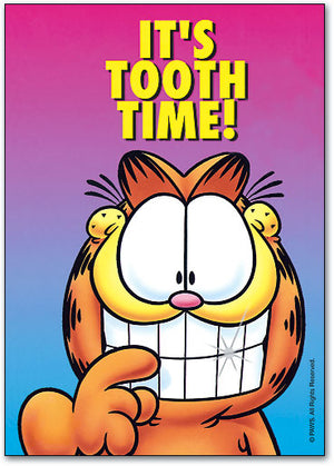 Tooth Time Standard Postcard