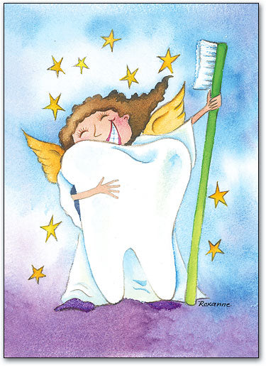 Tooth Fairy Postcard