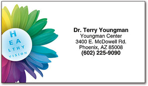 Vision Correction Solutions Business Card