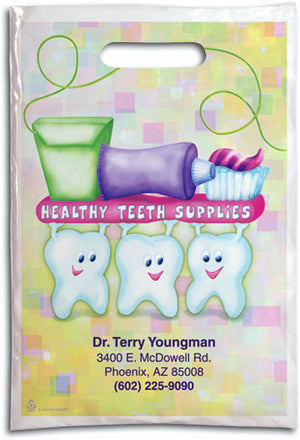 Small Healthy Teeth Supply Bag