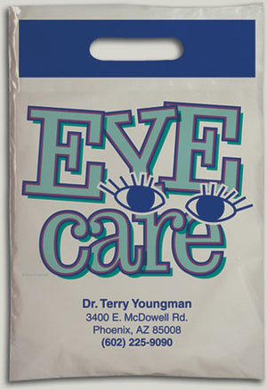 Eye Care Supply Bag