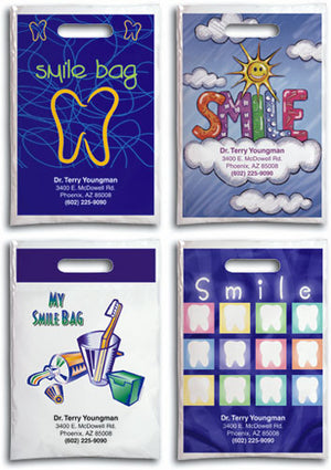 Small, Smile Assortment Supply Bag Pack