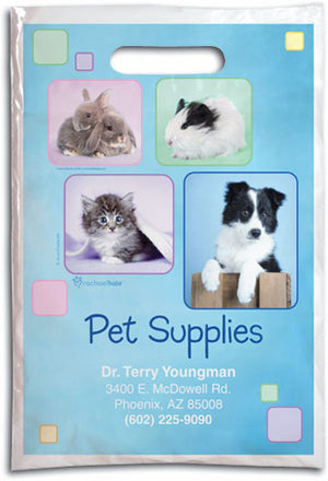 Rachel Hale Pet Supplies Supply Bag