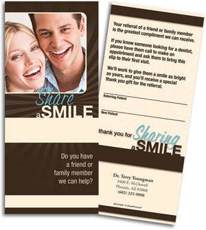 Color Smile Referral Slip