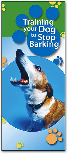 Stop Barking Brochure
