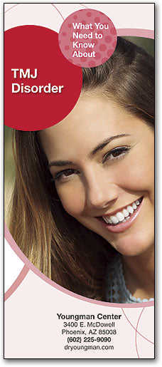 Bright Smiles Brochure: TMJ