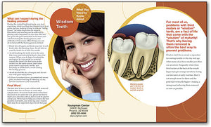 Bright Smiles Brochure: Wisdom Teeth