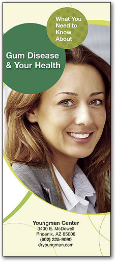 Bright Smiles Brochure: Gum Disease Connection
