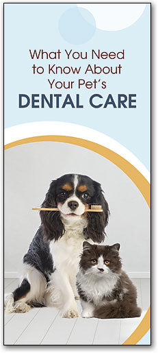 Petcare Dental Brochure