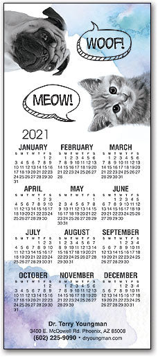 Cutest Conversation Promotional Calendar