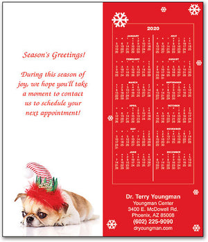 Paws to Celebrate Tear-off Calendar