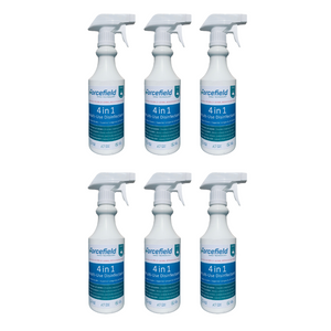 Forcefield 4 in 1, Multi-Use Disinfectant & Protector 500ml