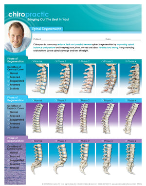 Spinal Degeneration Pad - DF108