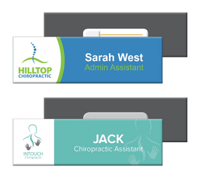 Customised Name Badge