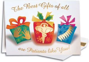 Best Gift Deluxe Folding Card