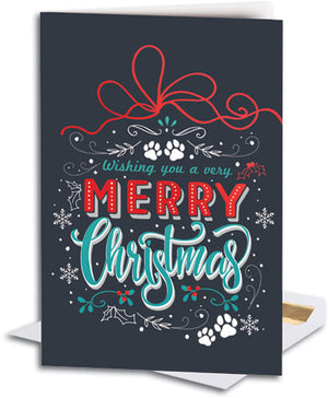 Holiday Gifts Folding Card