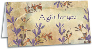 Petals Collage Gift Certificate