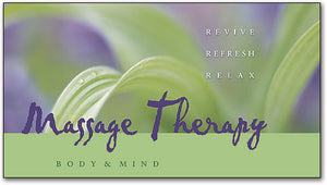 Revive/Refresh/Relax Gift Certificate