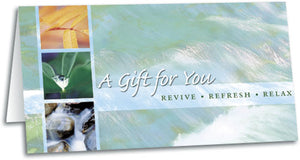 A Gift For You Gift Certificate