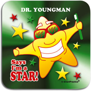 I'm a Star! Personalised Sticker