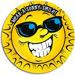 Wear A Sunny Smile