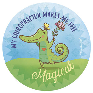 Feel Magical Sticker
